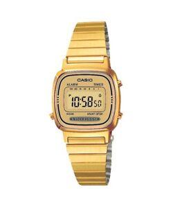 Casio LA670WGA-9DF Womens Quartz Watch