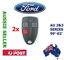 2 x Ford AU Falcon FPV XR6 XR8 Car/UTE Remote Control Series 2 & 3 99-02 AU2/AU3