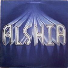 Rare Alshia - Progressive Rock - Indie Label - Lyric Sheet NM Vinyl!!