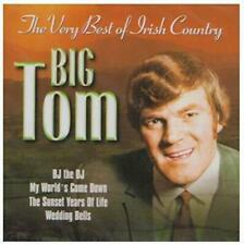 Big Tom - The Very Best Of Irish Country CD
