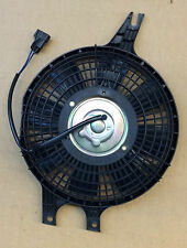 A/C CONDENSER COOLING FAN MOTOR ASSEMBLY (NEW) for MAZDA 626 FORD PROBE
