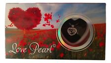 Love Pearl EXPRESS YOUR LOVE Necklace Kit, Simulated Pearl in an Oyster
