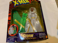 "MARVEL X-MEN STORM 12"" FIGURE DOLL COLLECTOR HERO FABRIC COSTUME RARE SEALED LEG"