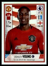 401 Panini Fútbol 2020-Ashley Young - Capitán no Manchester United