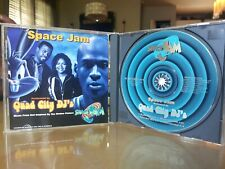 Quad City DJ's - Space Jam Promo CD. 1996 4 songs. PRCD 6956. USA. MINT!