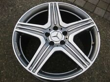 "Genuine Mercedes Benz AMG 19X10"" single REAR WHEEL in Brand new condition"
