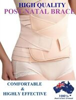 Maternity Post Partum Natal Abdominal Support Belly Tummy Brace Belt Pregnancy