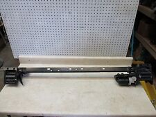 GM SWB PASSENGER RH SIDE POWER RUNNING BOARD CENTER BRACKET W/MOTOR BRACKETS OEM