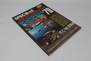 SPECIALE MOTORSHOW BOATSHOW 79  [Z42-028]