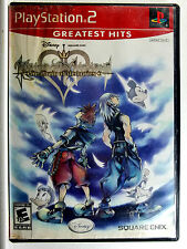 Kingdom Hearts - Chain of Memories (PS2) Complete - Clean,Tested & Fast Shipping