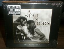 LADY GAGA A STAR IS BORN BARNES & NOBLE DELUXE CD BOX SET SHALLOW BRADLEY COOPER