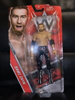 WWE - Sami Zayn - Mattel Basics - Series 69 - Wrestling Figure Brand new
