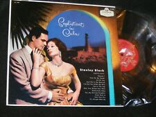 Stanley Black CUBANO Exotic Mood LP SOPHISTICAT IN CUBA London Lp Fun 50s Cover