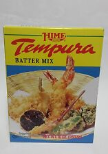 HIME Authentic Japanese Tempura Batter mix 10 oz FREE SHIPPING CRISPY NEW STOCK