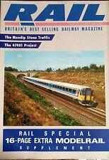 RAIL MAGAZINE NO 87 DECEMBER 1988