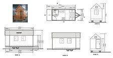 Transportable Unit Home Cabin House Holiday Accommodation granny flat relocatabl