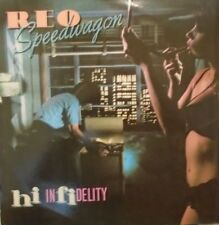 *NEW* CD Album Reo Speedwagon - Hi Infidelity (Mini LP Style Card Case)