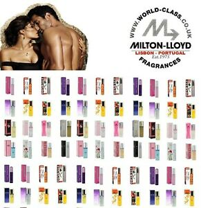 Milton Lloyd Perfume  Mens Womens Aftershave Eau De Toilette Fragrance  Spray