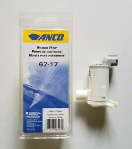 Anco 67-17 Washer Pump (New)