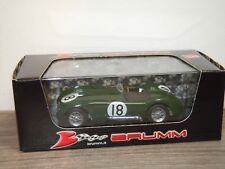 Jaguar C Type 1 LeMans 1953 Rolt-Hamilton - Brumm R358 Italy 1:43 in Box *33827