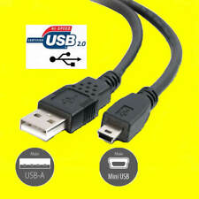 Plomo De Sincronización Cable Mini USB para Cámara Digital Polaroid IE826 IS525 IS426 Modelos