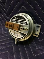 LIEBERT CORPORATION FILTER CLOG SWITCH, 24 VAC, 15 AMPS, AP4467