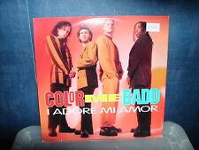 "Color Me Badd-I ador mi amor 12""  P/S 1991"