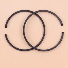 34mm Piston Ring Set Fit BC260 CG260 1E34F TU26 TL34 Brush Cutter 26CC Trimmer