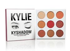 Kylie Jenner Kyshadow Kit Eyeshadow The Burgundy Palette BNIB