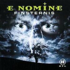 """E NOMINE """"FINSTERNIS"""" CD NEW+"""