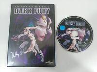 LAS CRONICAS DE RIDDICK DARK FURY DVD + EXTRAS ESPAÑOL ENGLISH GERMAN ANIMACION