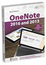 ONENOTE 2016 AND 2013 - TIMMERS, KOEN - NEW PAPERBACK BOOK