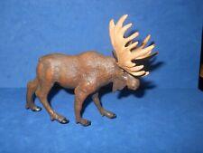 Moose PVC Animal Toy Figure Safari 2007