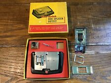 Cine-Kodak Duo Splicer Outfit Editing 8mm & 16mm Film Sound  Silent With Extras