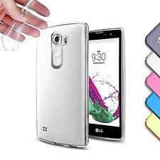 Coque Silicone Slim Pour LG G4 / G3 Transparent Housse TPU Case 3,0cm Étui Cover