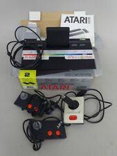 Atari 2600 Junior in OVP - mit 2 Controllern und Spiel - Spielekonsole - 1990