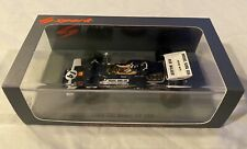 Spark S4281 Lotus 72C Mexico GP - Graham Hill 1970 - New Condition