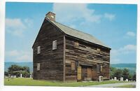 Postcard MA Adams Massachusetts Quaker Friends Meeting House Susan B Anthony C14