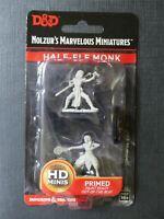 Female Half-Elf Monk - D&D - Wizkids Nolzurs Marvelous Miniatures #BY
