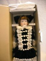 "FRANKLIN HEIRLOOM 1983 15"" ""MIB"" EMILY THE LADIES HOME JOURNAL CENTENNIAL DOLL"