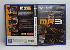 MEGARACE 3 NANOTECH DISASTER - PS2 - PlayStation 2 - PAL - Italiano - Usato