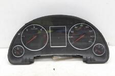 2002 AUDI A4 1896cc Diesel Manual Speedometer Speedo Clocks 0263626137