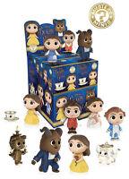 Figura La Bella y La Bestia Mystery Mini FUNKO Beauty Y The Beast Disney #1