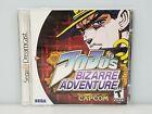 Pic of JoJo's Bizarre Adventure (Sega Dreamcast, 2000) Capcom DC COMPLETE CIB For Sale