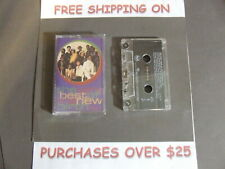 THE VERY BEST OF THE NEW BIRTH INC CASSETTE