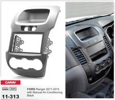 CARAV 11-313 2Din Marco Adaptador de Radio FORD Ranger 2011-2015 Manual Aire Ac