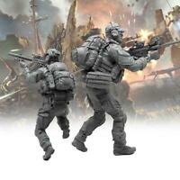 1/35 Resin Soldier Model Modern Army Soldier Resin Figure Model C8O8