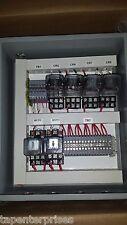 Ingersoll Rand Air Solutions 4-Logic Compressor Controller 600 VAC Junction  Box