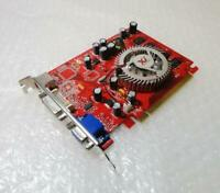 256MB ASUS 7300GS PCI-E DDR2 GeForce VGA / DVI / TV-Out Graphics Card