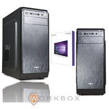 PC DESKTOP I7-7700 4,20 GHZ CASE MYKA WINDOWS 10 PRO WIFI SSD 240GB 8GB USB3.0